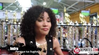 Indra actriz y modelo de República Dominicana en Chicago