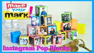 How to: Instagram Pop Blocks