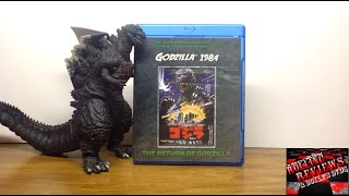 Doyle's DVDs: Godzilla 1984 - The Return of Godzilla via Kraken Releasing