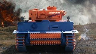 World War Nerf