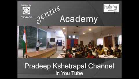 Download Music NEET-2017-2 Electrostatics, Pradeep Kshetrapal Physics channel