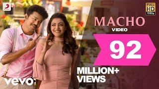 Mersal Maacho Tamil Video , Vijay, Kajal Aggarwal , A.R. Rahman