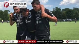 Deportivo Oro vs. Hidalgo Veracruz Liga Douglas Chicago