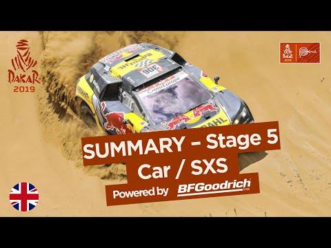 The Truck Minute - Stage 5 - Dakar 2019