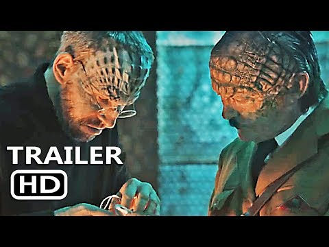 IRON SKY: THE COMING RACE Official Teaser Trailer 2 (2019)