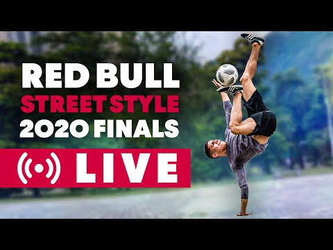 Red Bull Street Style 2020 Finals