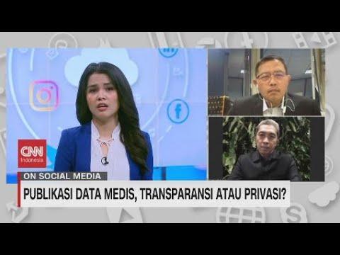 Publikasi Data Medis, Transparansi atau Privasi?