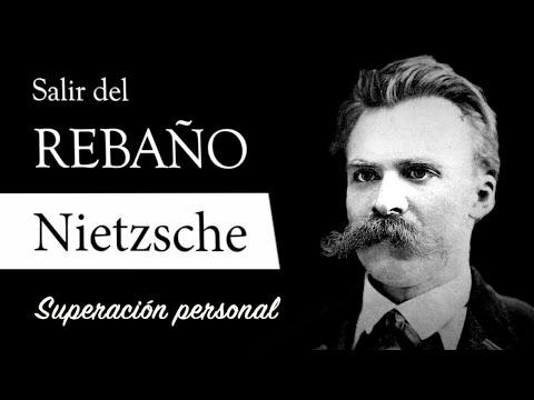 SALIR del REBAÑO (Nietzsche) - Filosofía MOTIVACIONAL para Perseguir la EXCELENCIA