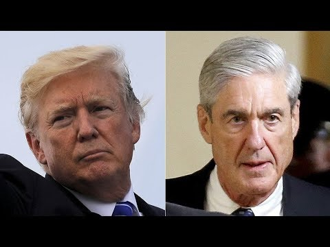 TRUMP SUBMITTING WRITTEN ANSWERS TO MUELLER QUESTIONS ON ALLEGED COLLUSION WITH RUSSIA