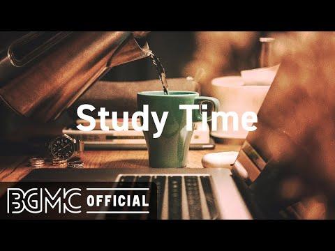 Study Time: Smooth Jazz & Bossa Nova Music - November Jazz Instrumental Music