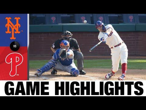 Mets vs. Phillies Game Highlights (4/7/21)   MLB Highlights