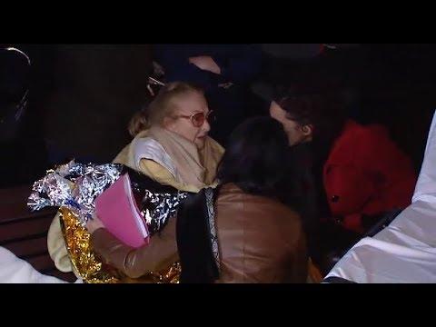La mujer de 99 años desahuciada en Pozuelo atendida por una hipotermia