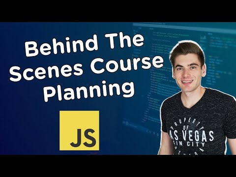 Help Me Plan My Upcoming JavaScript Course