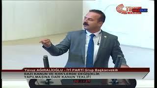 Yavuz Ağıralioğlu , OHAL Sonrası Düzenlemeler Hakkında , Meclis Konuşması , 23 Temmuz 2018