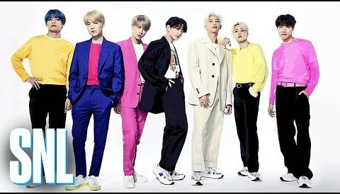 Download Music BTS: Boy with Luv (Live) - SNL