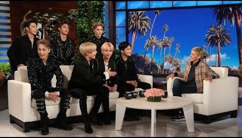 Download Music SuperM Teaches Ellen About 'Jopping'