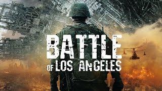 Battle of Los Angeles (Science Fiction Spielfilm, deutsch, kompletter SciFi Film, SyFy, Sci-Fi)