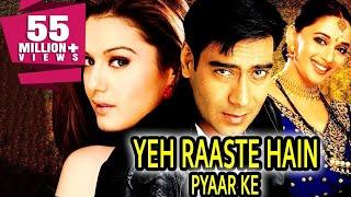 Yeh Raaste Hain Pyaar Ke (2001) Full Hindi Movie , Ajay Devgan, Madhuri Dixit, Preity Zinta