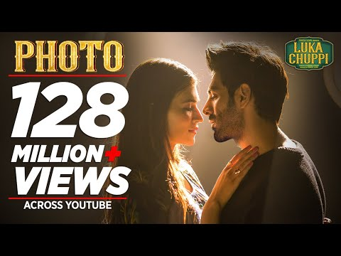 Photo Song Lyrics Luka Chuppi 2019