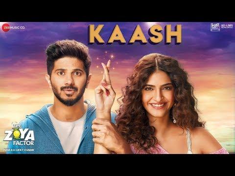 Kaash – The Zoya Factor Song Lyrics in Hindi&English