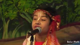 Padavali Kirtan By Sri Anirban Bhattacharya At Public Celebration 2017