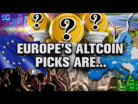 "European Union Picks Their ""MASS ADOPTION COINS"""
