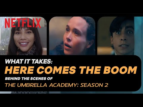 Building Superpowers | What It Takes: The Umbrella Academy Season 2 | Netflix