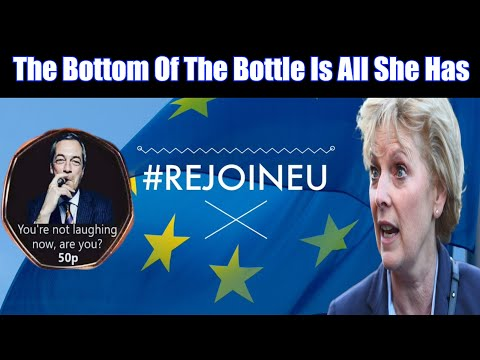 Remainers Are Losing Their Minds With Anna Soubry Leading #RejoinEU