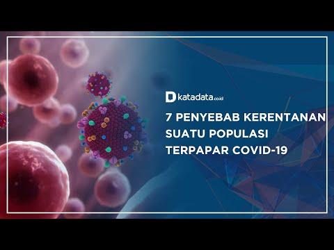 7 Penyebab Kerentanan Suatu Populasi Terpapar Covid-19 | Katadata Indonesia
