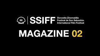 FESTIVAL CINE DONOSTI 2018 - MAGAZINE 2