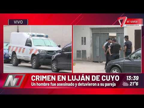 Crimen en Luján de Cuyo