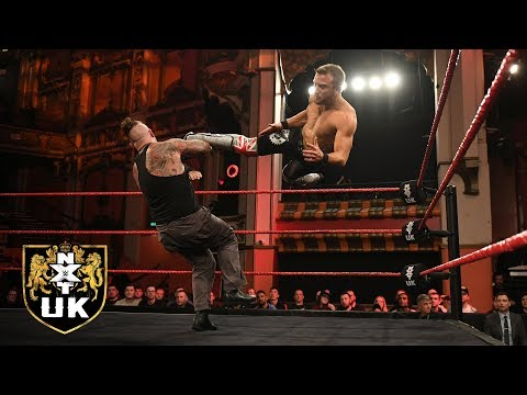 Travis Banks vs. Tyson T-Bone: NXT UK, Jan. 9, 2019
