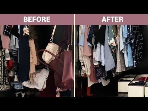 Gobble | How To Organise Your Wardrobe | Declutter Hacks | Ft. Himika Bose, Karishma Khanna