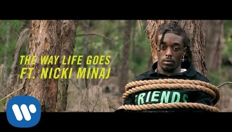 Download Music Lil Uzi Vert - The Way Life Goes Remix (Feat. Nicki Minaj)