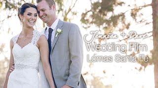 Jennica + Dave - Wedding Film Lomas Santa Fe - San Diego