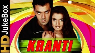Kranti (2002) , Full Video Songs Jukebox , Vinod Khanna, Bobby Deol, Ameesha Patel, Rati Agnihotri