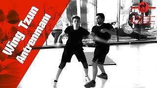 Wing Chun Video Teknik Double Jat Sao