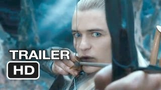 The Hobbit: The Desolation of Smaug International Trailer ( 2013 ) - Lord of the Rings Movie HD