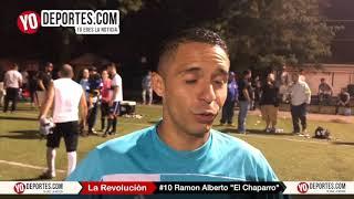 El Chaparro Ramon Alberto Fernandez La Revolucion Midway Soccer League