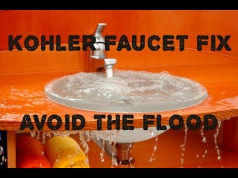 kohler devonshire faucet replacement