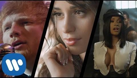 Download Music Ed Sheeran - South of the Border (feat. Camila Cabello & Cardi B)