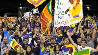 You are never going to get us down! - DEDICATED TO SRI LANKA CRICKET TO WIN #CWC15