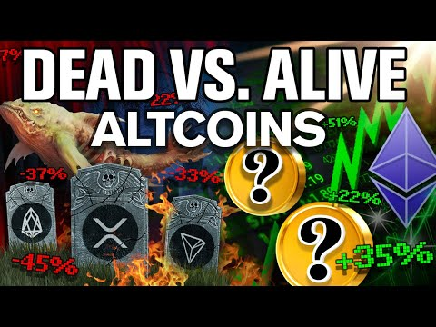 "AVOID these ""Dead Coins"" & Accumulate Alive ALTCOINs!!"