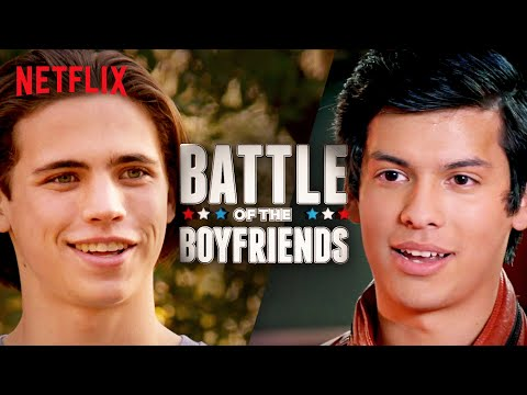 Battle of the Boyfriends: Cobra Kai | Netflix