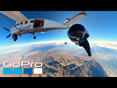GoPro: Wingsuit from 25,000ft with Jesse Hall and Marshall Miller
