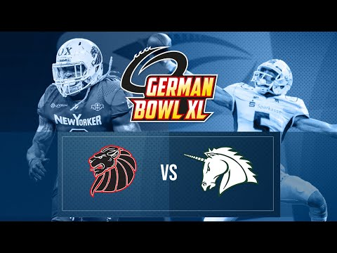German Bowl History: 2019