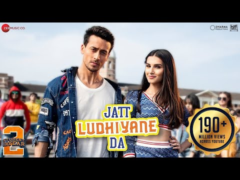 Jatt Ludhiyane da lyrics – Student of the year 2|2019