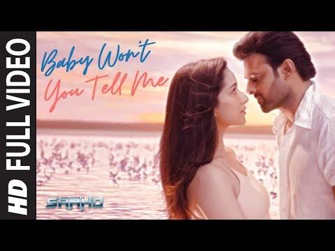 Baby Won't You Tell Me Song Lyrics inHindi&English