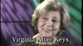 TV Pioneers - Virginia Atter Keys, Part 2