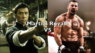 Ip Man Vs. Yuri Boyka (Fight Analysis) Martial Royale